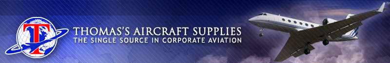Thomas's Aircraft Supplies Banner - Click here to go back to the Home page
